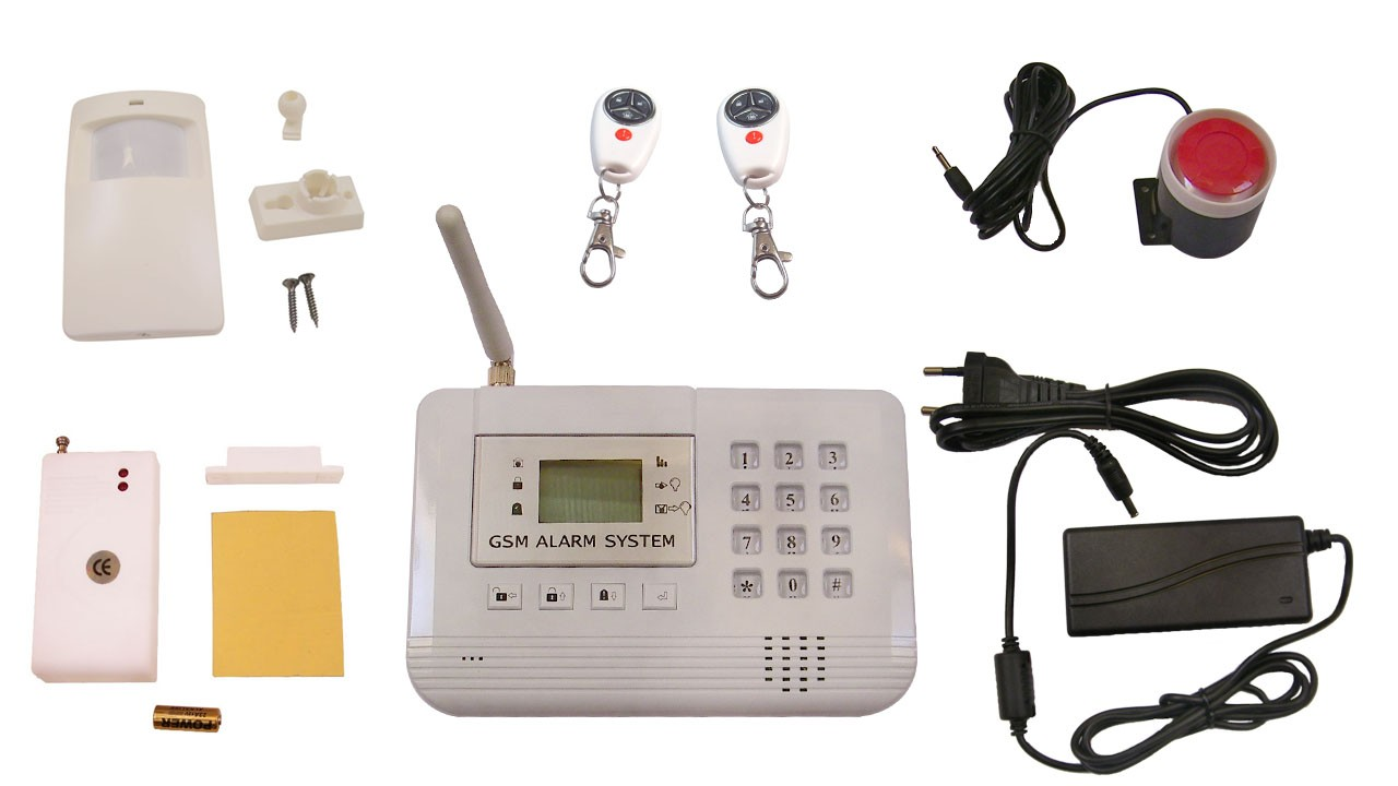 pack alarme d tecteur de fum e d tecteur de mouvement d tecteur de passage leclerc. Black Bedroom Furniture Sets. Home Design Ideas
