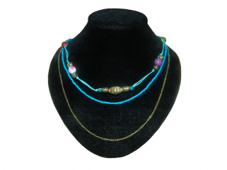 Collier multicolore / Notre Selection