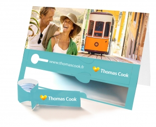 Carnet All in One THOMAS COOK / Notre Selection